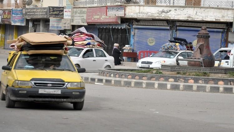 أرشيف - الرقة - سوريا