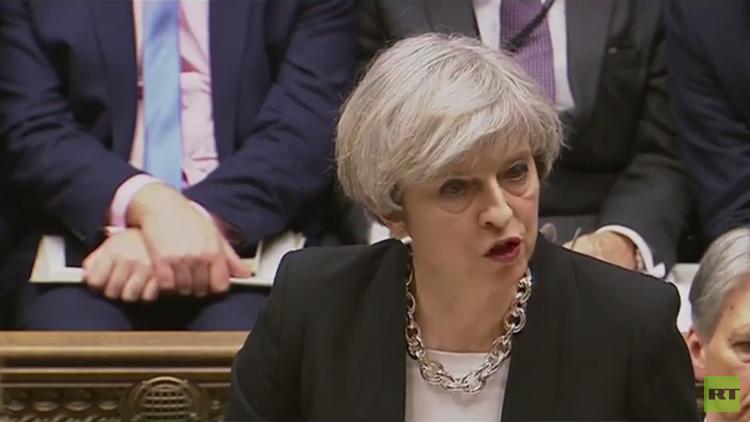 تيريزا ماي: منفذ هجوم لندن كان ملهما بأيديولوجية إسلامية متطرفة