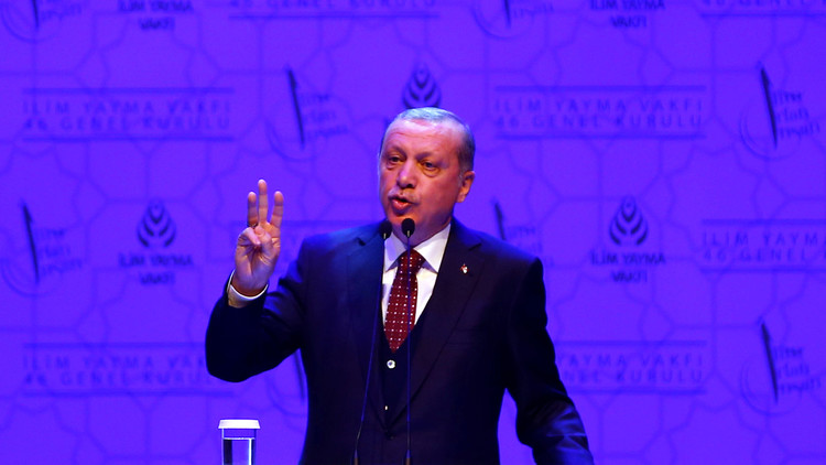 أوروبا تنتظر توضيحات من أردوغان