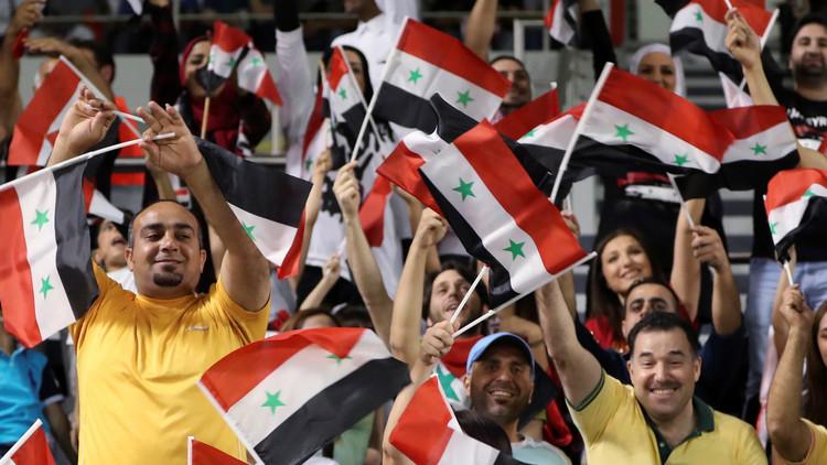 سوريا تفوز على أوزبكستان في تصفيات كأس العالم