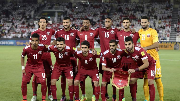 تشكيلة قطر وإيران لتصفيات مونديال 2018