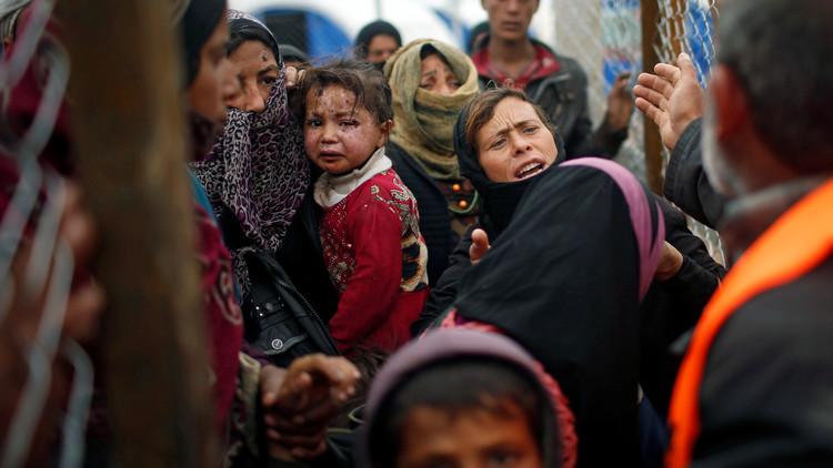 الأمم المتحدة: 400 ألف عراقي محاصرون بغرب الموصل و