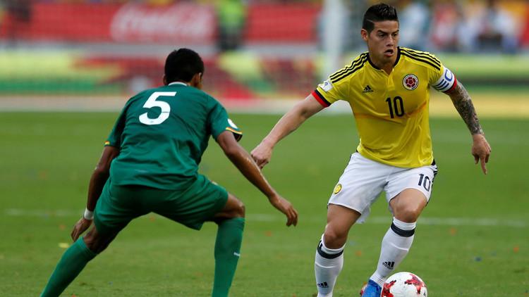 كولومبيا تنعش آمالها في بلوغ مونديال 2018