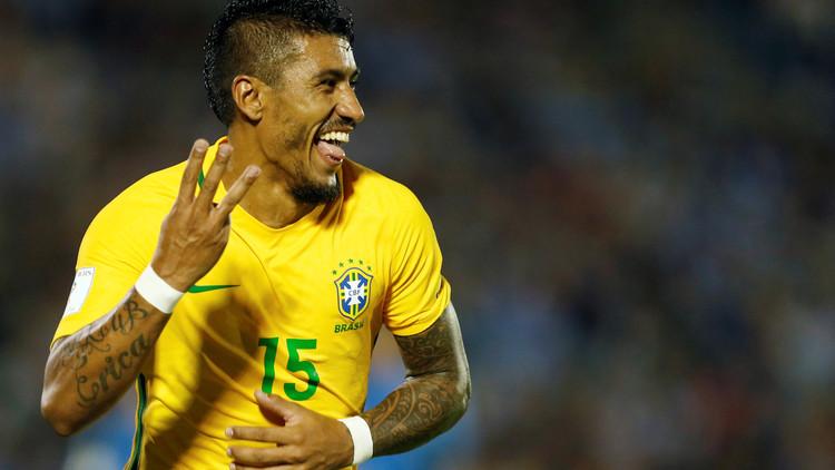 البرازيل تقسو على الأوروغواي