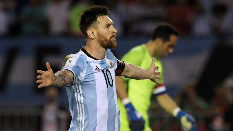 ميسي يقود الأرجنتين للفوز على تشيلي