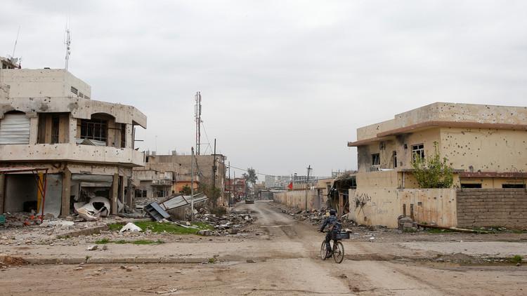 مخاوف من ارتفاع حصيلة القتلى المدنيين في الموصل