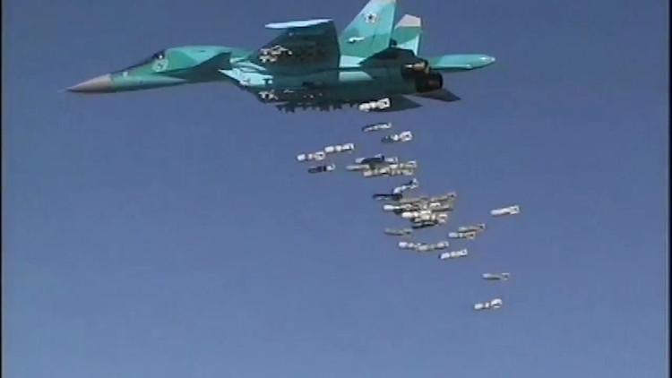 لا حوادث خطيرة بين موسكو وواشنطن في عملياتهما الجوية بسوريا