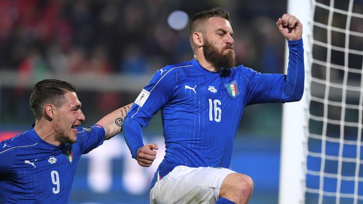 إيطاليا تتغلب على ألبانيا في التصفيات المونديالية