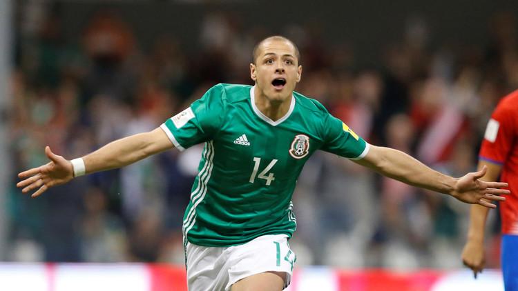المكسيك تزيح كوستاريكا عن صدارة التصفيات المؤهلة إلى كأس العالم