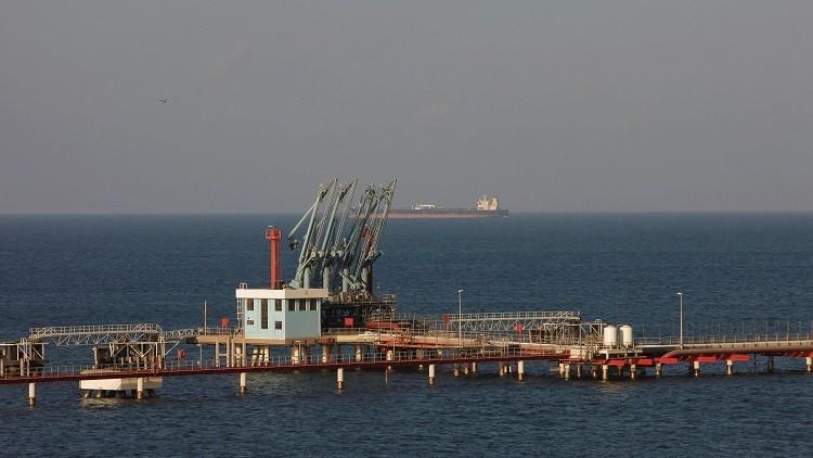 أول ناقلة نفط ترسو في ميناء السدرة الليبي بعد استعادته