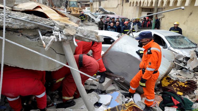قلق أممي من سقوط عدد كبير من القتلى المدنيين في الموصل