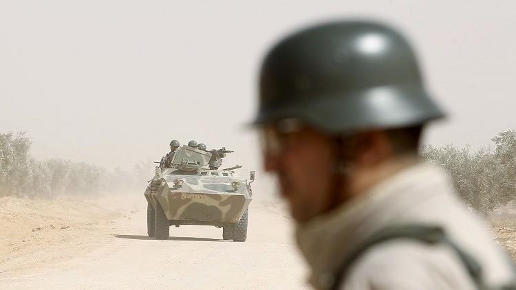 تونس.. إصابة عسكريين اثنين بانفجار لغم غرب البلاد