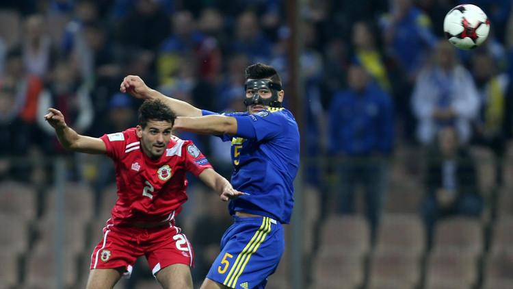 البوسنة تكرم جبل طارق بخماسية مدورة