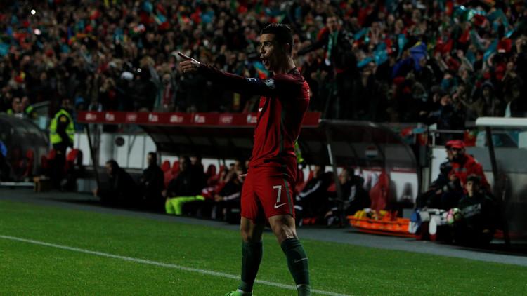 بالفيديو.. البرتغال تهزم هنغاريا بالثلاثة