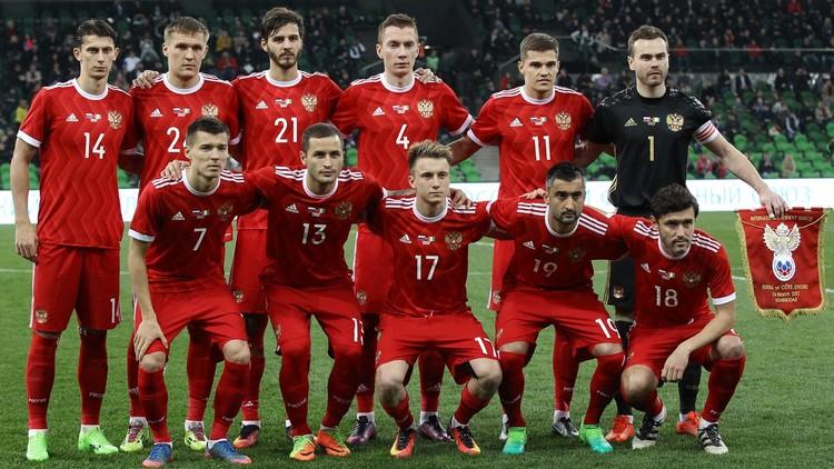 جميع لاعبي المنتخب الروسي سيخضعون لاختبار المنشطات