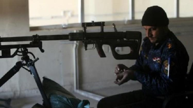 بعد مجزرة الموصل .. الجيش العراقي ينشر قناصة لاصطياد الدواعش في الأحياء السكنية