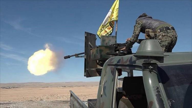 قوات سوريا الديمقراطية: وضعنا تحسن بعد تسلم ترامب السلطة