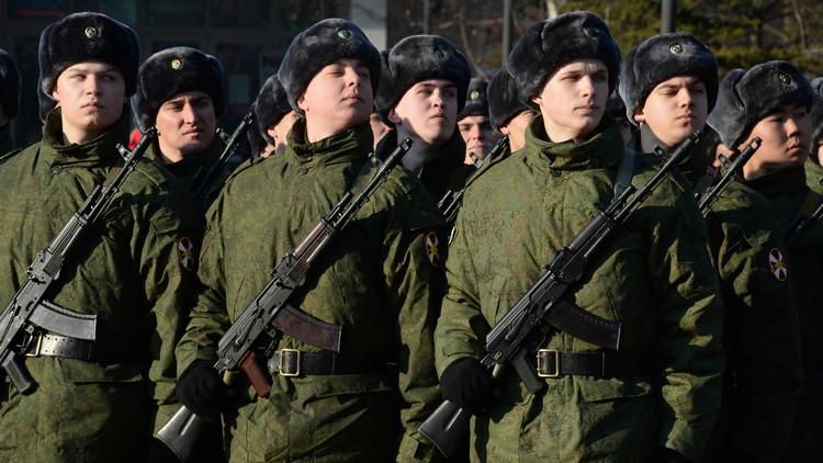 الحرس الوطني الروسي.. في البر والبحر والجو (فيديو+صور)