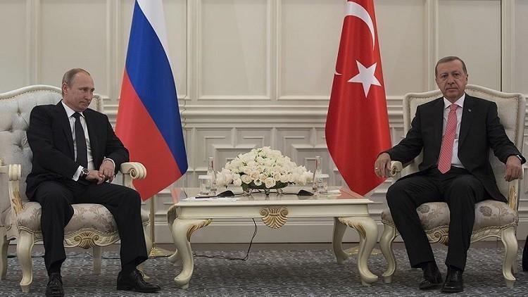 بوتين وأردوغان على عتبة الصراع: تركيا