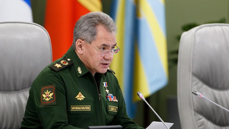 شويغو يؤكد تعزيز قدرات المنطقة العسكرية الوسطى في روسيا