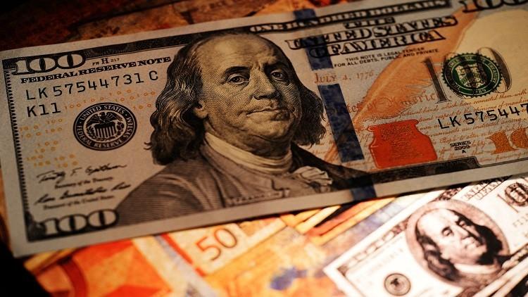 الدولار عند أدنى مستوى خلال 4 أشهر