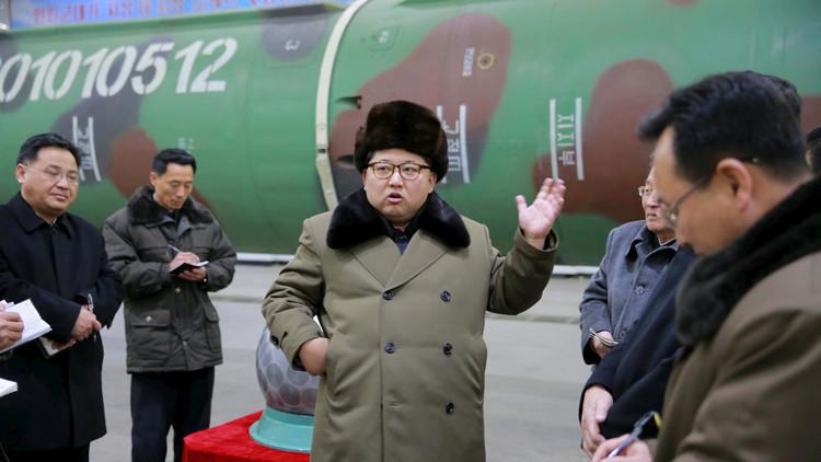 كوريا الشمالية تسعى جاهدة للوصول بصواريخها إلى الولايات المتحدة
