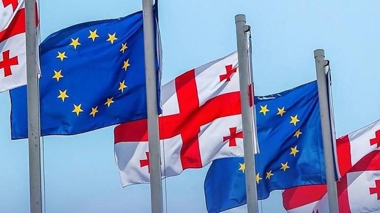 الاتحاد الأوروبي يلغي تأشيرات الدخول لمواطني جورجيا