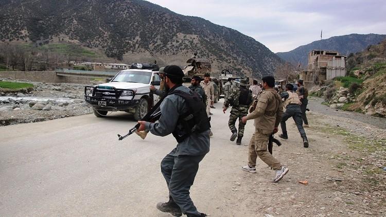 مقتل 4 عسكريين أفغان جراء هجوم طالبان في قندهار