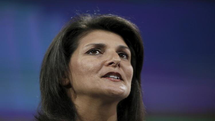 المندوبة الأمريكية الدائمة بالأمم المتحدة: لن نسمح بالإساءة لإسرائيل!