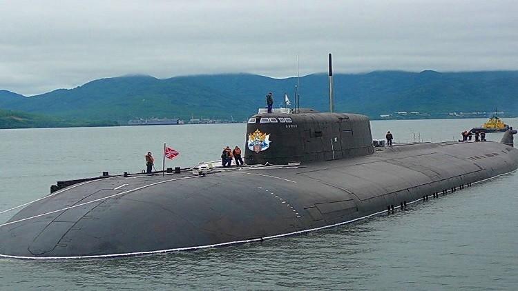 تزويد الغواصات الذرية الروسية بأسلحة متعددة الأغراض