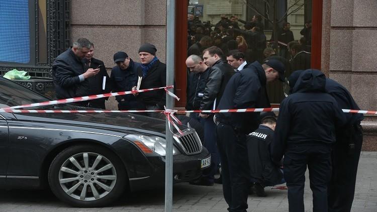 اختفاء شريك الجريمة باغتيال النائب الروسي السابق في أوكرانيا
