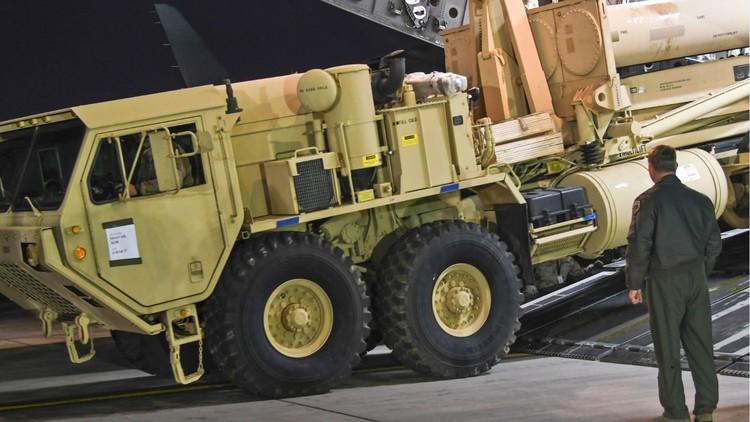 لافروف: الدرع الصاروخية الأمريكية في كوريا الجنوبية تهدد قواتنا الاستراتيجية