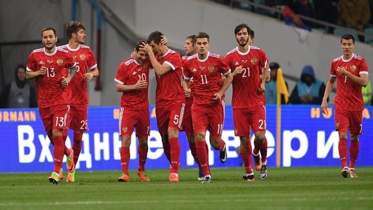 روسيا تتعادل مع بلجيكا في مباراة مثيرة