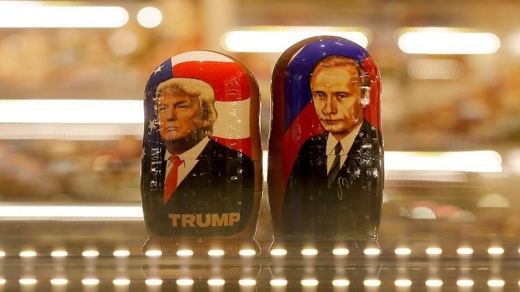 العلاقات الروسية – الأمريكية غير مرتبطة بالزعيمين ترامب وبوتين