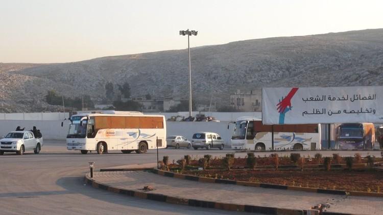 سوريا.. توقعات ببدء تنفيذ صفقة إخلاء