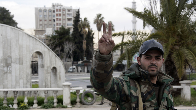 الجيش السوري يستعيد دير حافر و26 بلدة وقرية في محيطها