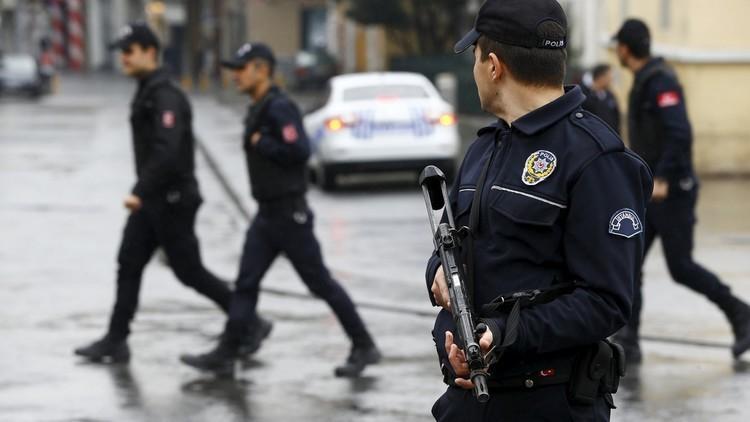 اعتقال سوري جنّد أوروبيين لتنظيم