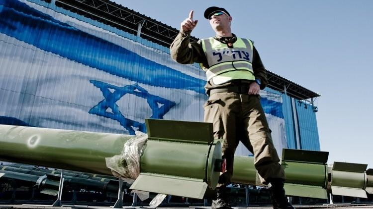 ارتفاع نسبة العقود التي أبرمتها شركات الأسلحة في إسرائيل بنسبة 14%