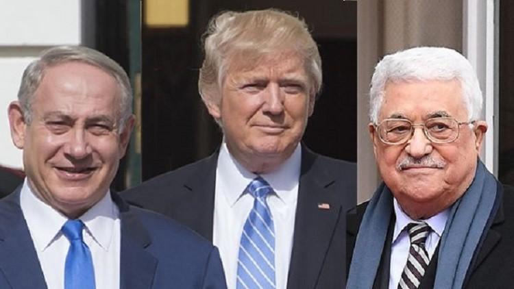 صحيفة: ترامب يؤكد لنتنياهو استعداد عباس