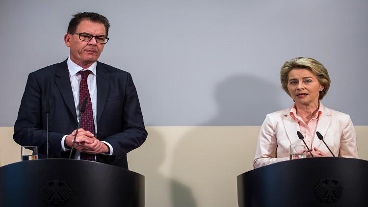 ألمانيا تتعهد بتعزيز الأمن والتنمية في إفريقيا