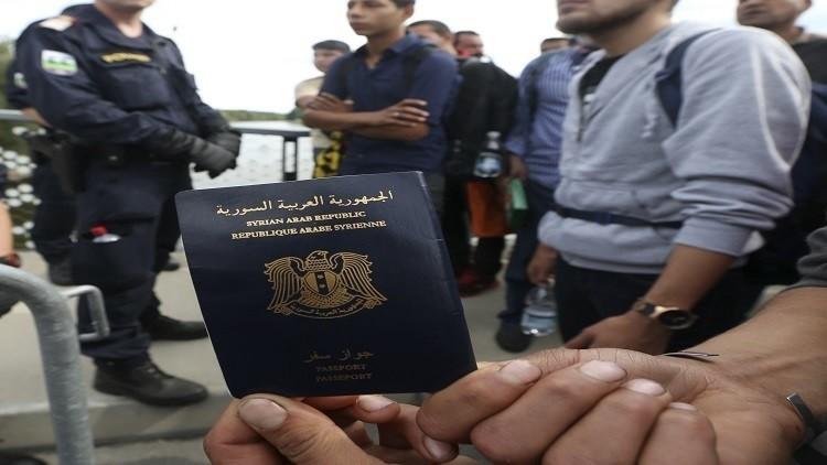 قفزة كبيرة في رسم تمديد جواز السفر السوري