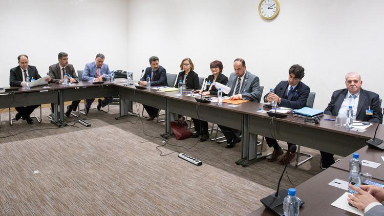الهيئة العليا للمفاوضات السورية ترد على واشنطن بشأن الأسد