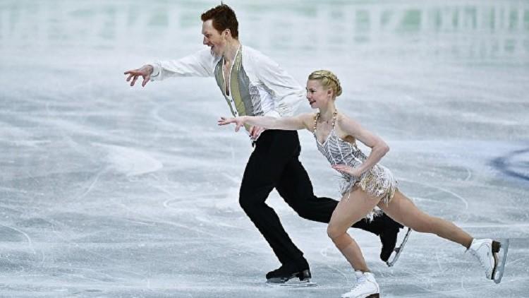 روسيا تنال برونزية بطولة العالم للتزحلق الفني الزوجي