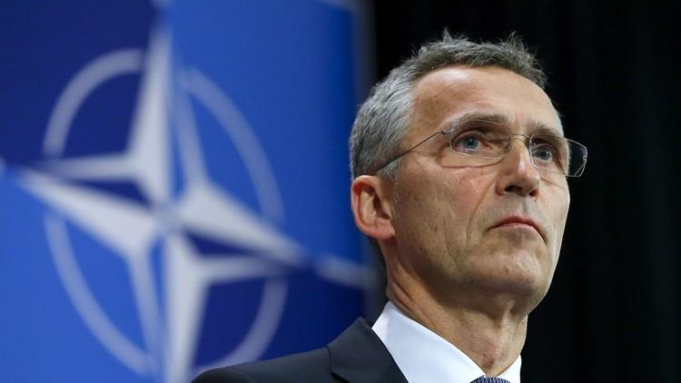 ستولتنبرغ: العلاقة مع روسيا محور اجتماع الناتو