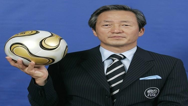 تشونغ نائب الفيفا السابق يطعن بقرار إيقافه
