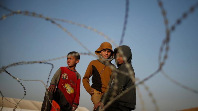 المرصد العراقي: داعش يستخدم الأطفال دروعا بشرية