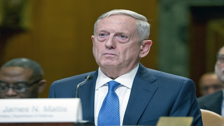 ميتيس: واشنطن لا تعول على سقف عال في تعاونها مع موسكو