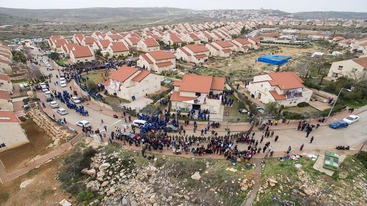 البيت الأبيض : توسيع الاستيطان الإسرائيلي غير جيد لعملية السلام
