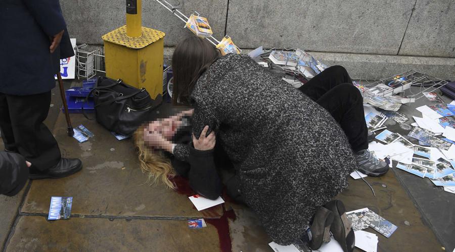 4 قتلى و20 جريحا حصيلة الهجوم الإرهابي في لندن