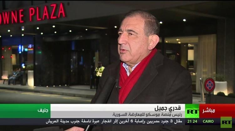 دي ميستورا يدعو للحفاظ على الهدنة في سوريا